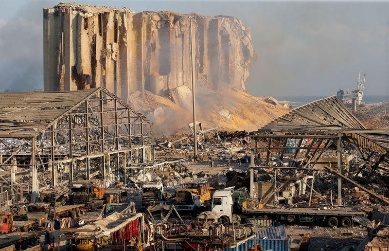 الأمم المتحدة تدعو إلى تحقيق في انفجار بيروت