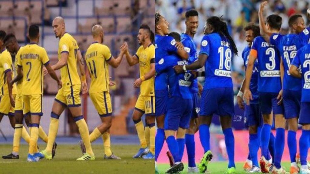 الهلال والنصر من جديد بمباريات الجولة الـ23 من دوري كأس الأمير محمد بن سلمان للمحترفين