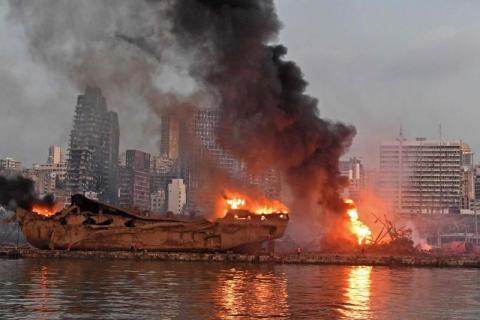ما نعرفه عن انفجار بيروت