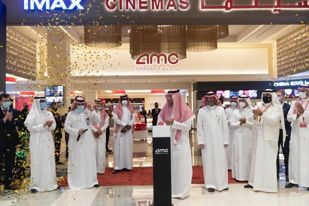 افتتاح اول سينما بحفر الباطن