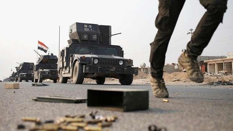 الأمن العراقي يلقي القبض على 9 إرهابيين بمحافظة كركوك