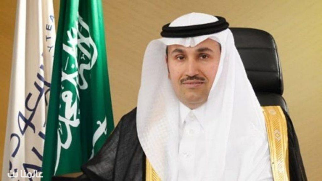 الجاسر يصدر قراراً بتعيين لؤي مشعبي وكيلاً للخدمات اللوجستية بوزارة النقل