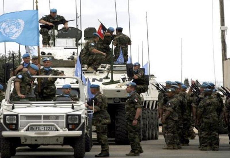 اليونيفيل تنشر قوة في بيروت لمساعدة القوات المسلحة اللبنانية بعد انفجارات المرفأ