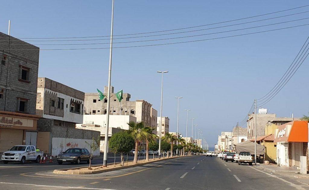 بلدية محافظة أملج تواصل استعداداتها لليوم الوطني الـ 90