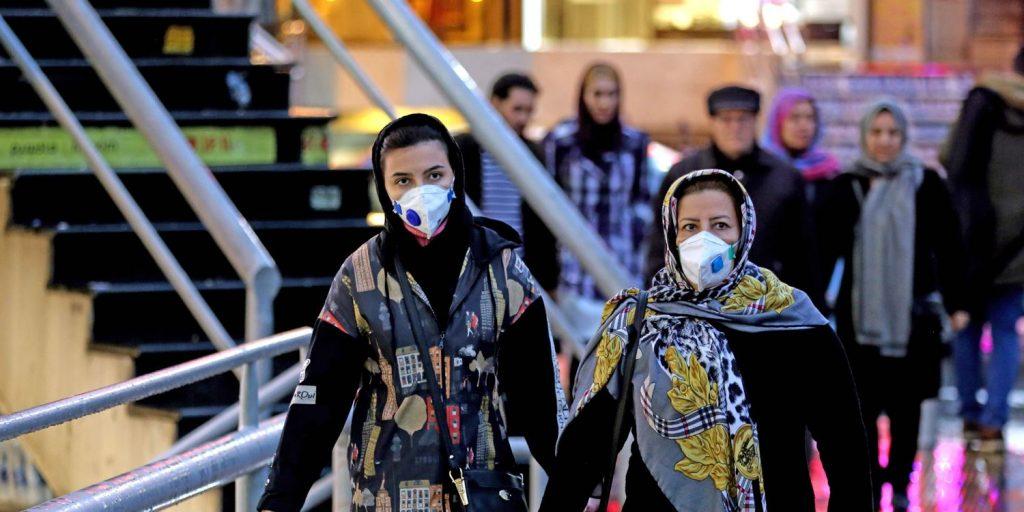 97300 شخص عدد ضحايا كورونا في إيران
