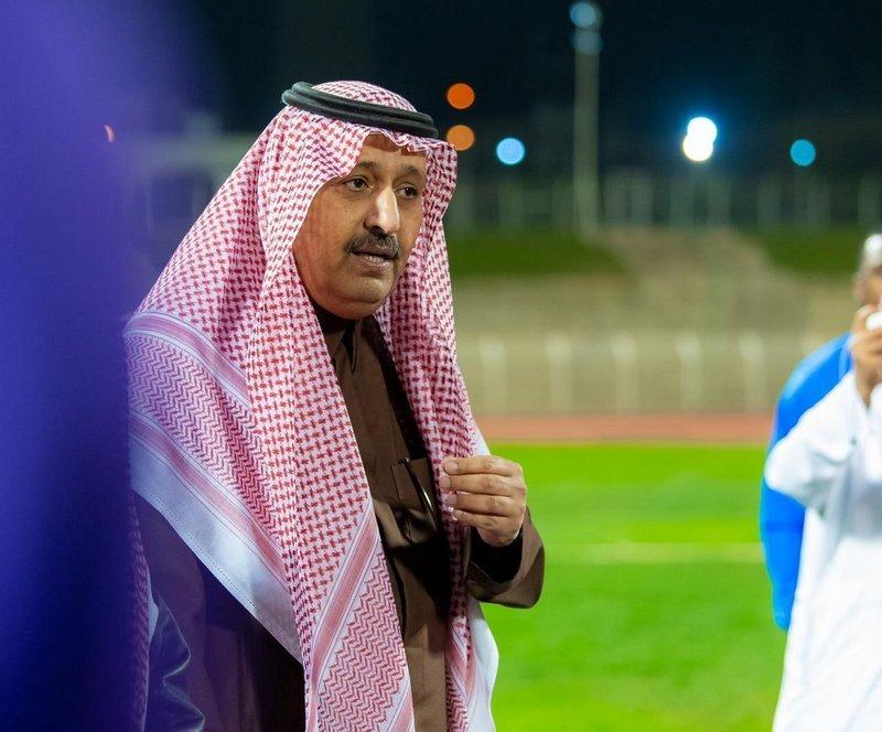أمير الباحة مهنئًا العين بالصعود لدوري المحترفين: إنجازكم أفرحنا وننتظر البقية