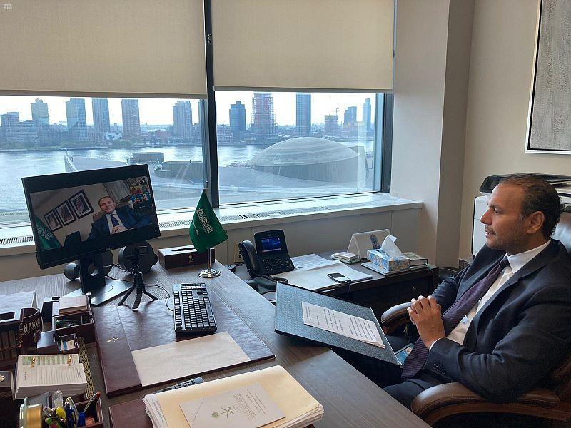 الدكتور منزلاوي يؤكد أن المملكة من أكبر الجهات المانحة للمساعدات الإنسانية والتنموية في العالم