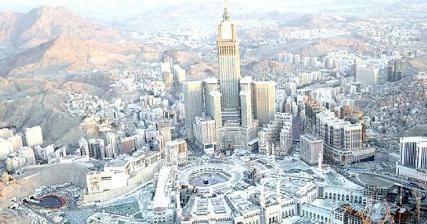 الأرصاد: تأثر منطقتي مكة والمدينة بالعوالق الترابية