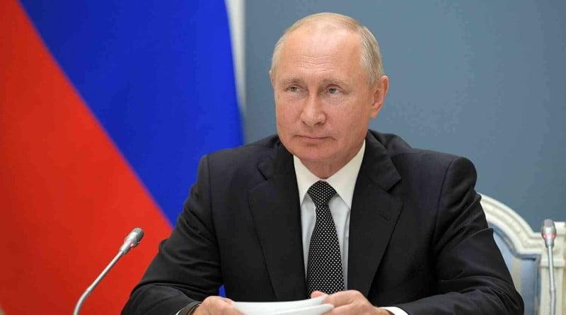 بوتين: حملة تطعيم جماعي ضد كورونا أواخر 2020