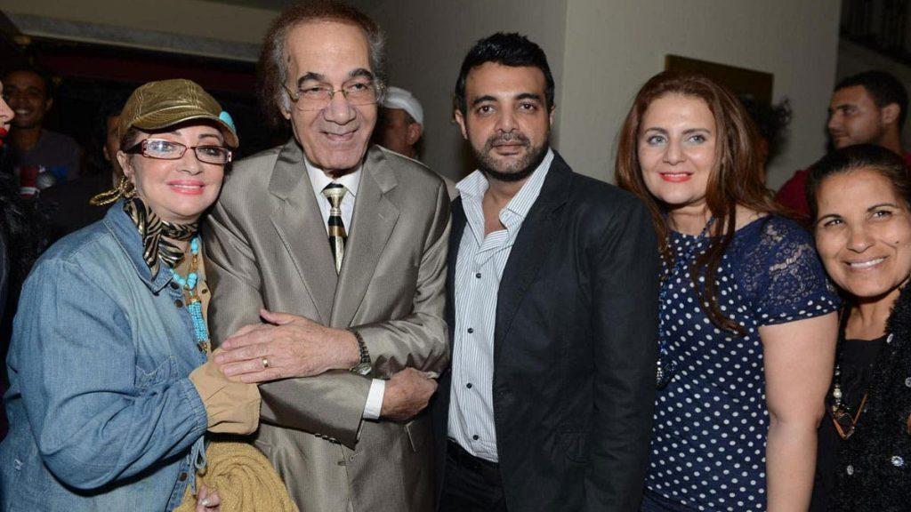 رحيل الفنان المصري محمود ياسين عن 79 عاماً