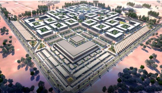 الأمير مشعل بن ماجد يشهد توقيع عقد إنشاء أول مدينة متكاملة لسكن العمال بجدة