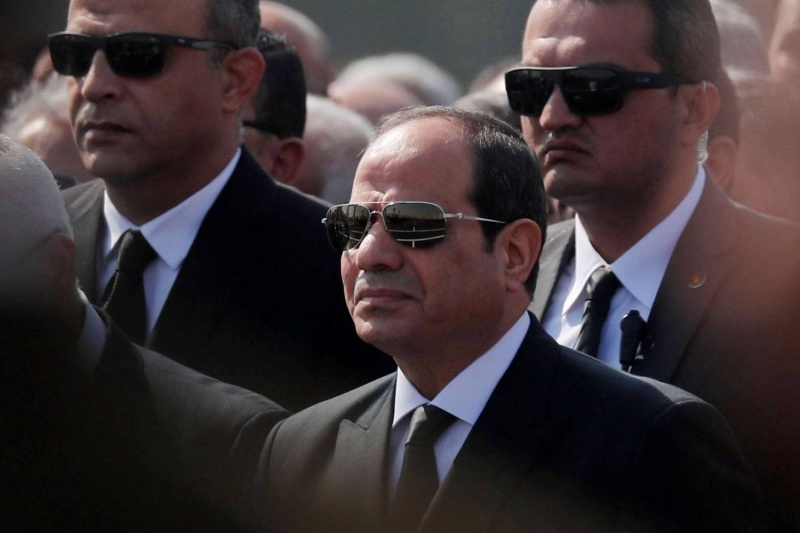 قمة مصرية قبرصية يونانية: لا تسامح مع الدول والكيانات الداعمة للإرهاب