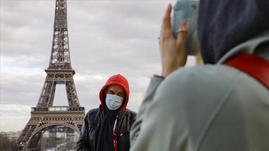 أكثر من مليون إصابة بفيروس كورونا في فرنسا منذ تفشي الجائحة