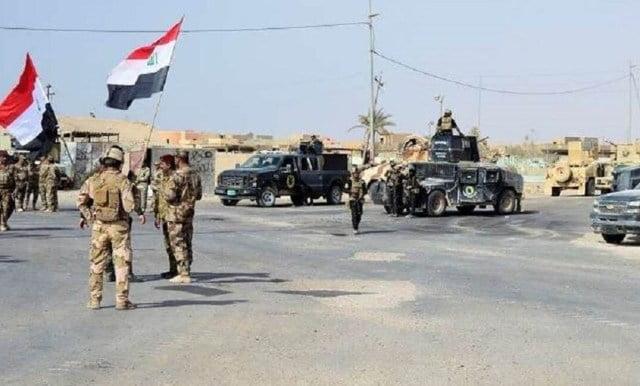القوات العراقية تقبض على مسؤول تجهيز أوكار داعش الإرهابي في شمال العراق