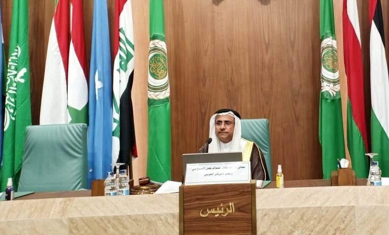 رئيس البرلمان العربي : رئاسة المملكة لقمة العشرين تؤكد دورها الريادي العالمي