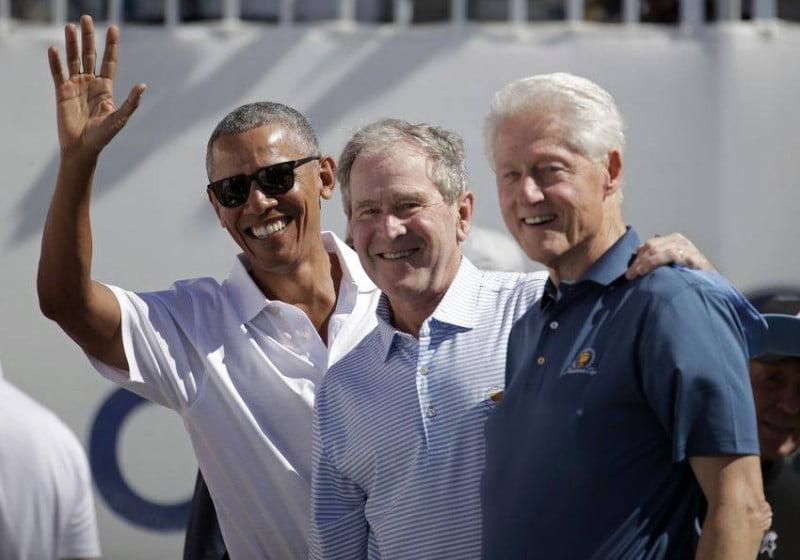 3 رؤساء أمريكيين سيتلقون لقاح «كورونا» علانية