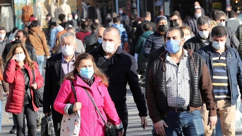 تركيا تسجل 193 وفاة وأكثر من 32 ألف إصابة جديدة بكورونا