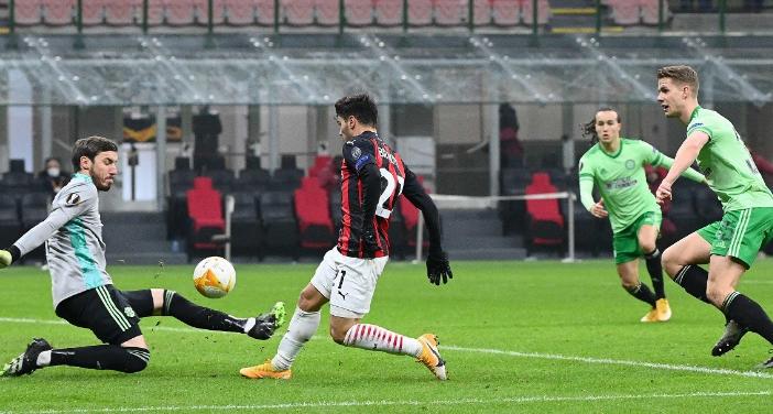 ميلان وليل يتأهلان إلى دور الـ 32 في الدوري الأوروبي
