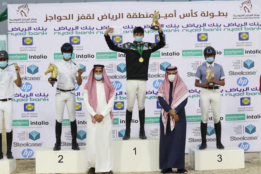 نخبة فرسان القفز يتنافسون على كأس أمير الرياض