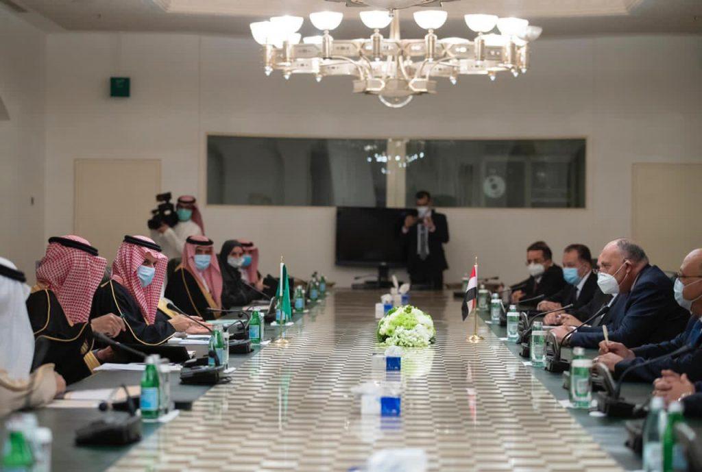 البيان الختامي للجنة المتابعة والتشاور السياسي بين المملكة العربية السعودية وجمهورية مصر العربية
