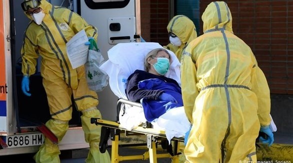 82554 حالة وفاة بفيروس كورونا في إيطاليا