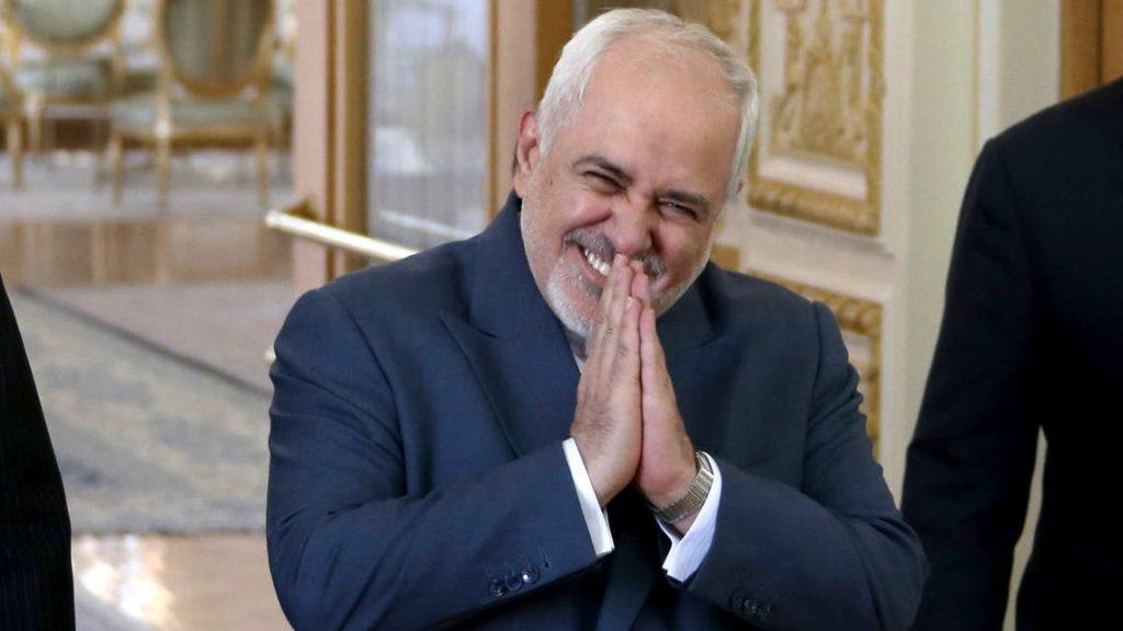 ظريف يود التفاوض مع أميركا على عكس طهران
