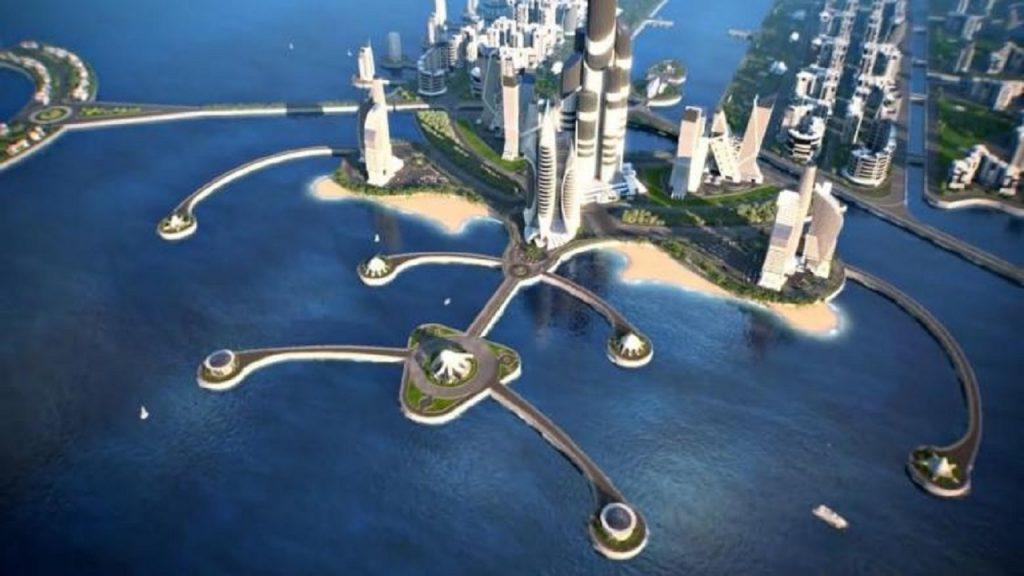 """""""نيوم"""" تحتضن مشروعاً ضخماً للهيدروجين بقيمة 5 مليارات دولار"""