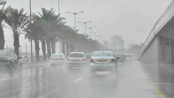 أعلى كميات هطول أمطار بالمملكة خلال الخميس في مطار طريف بالحدود الشمالية