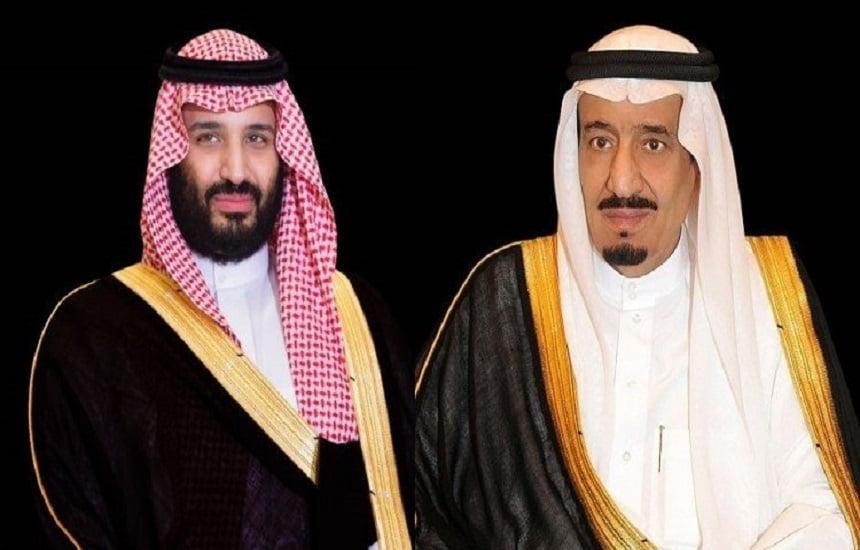 خادم الحرمين الشريفين وولي العهد يبعثان برقيات تهانٍ لقادة الدول الإسلامية بمناسبة حلول شهر رمضان المبارك