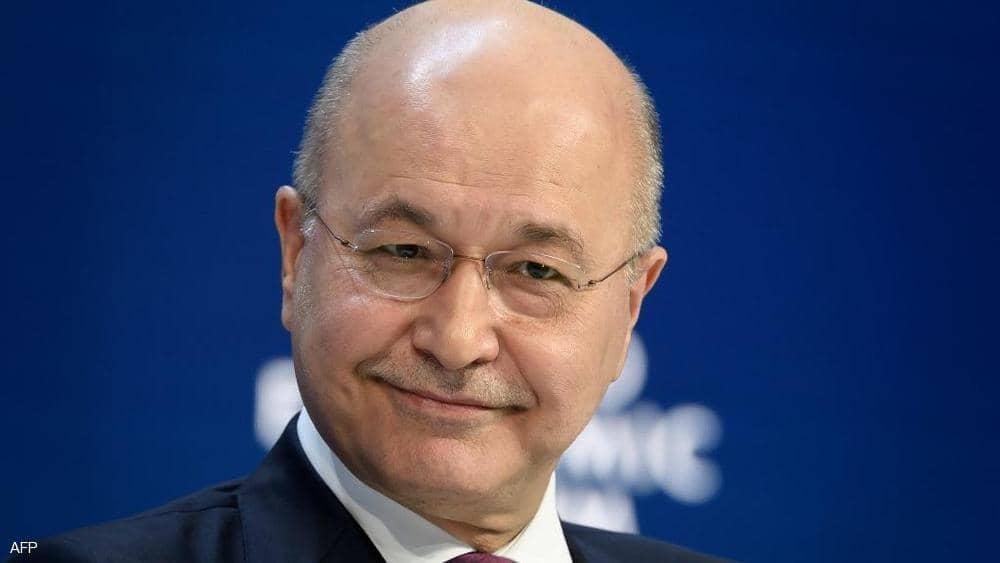 صالح: العراقيون يريدون حكومة نظيفة وجيلا جديدا من الساسة