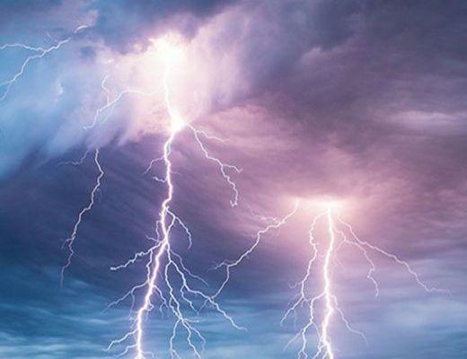 مركز الأرصاد: أمطار رعدية ونشاط في الرياح السطحية على حائل