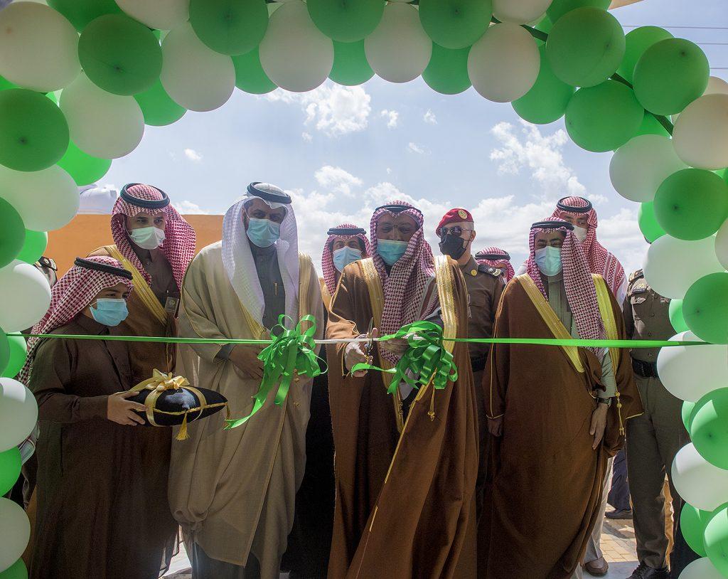 أمير القصيم يدشن مشاريع تنموية جديدة بالمنطقةبتكلفة أكثر من 34 مليون ريال