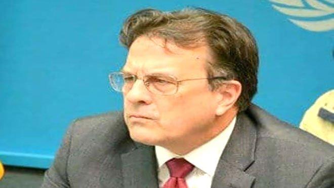 جريسلي: الأمم المتحدة حريصة على دعم جهود اليمن في تجاوز أزمته الإنسانية القاسية
