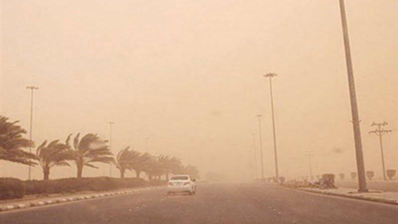 الأرصاد : سحب ممطرة على الجنوب ورياح مثيرة للغبار على الرياض والشرقية
