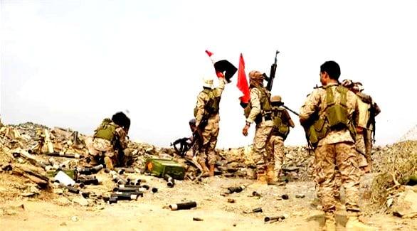الجيش اليمني: معارك عنيفة مع الحوثيين في مقبنة غربي تعز