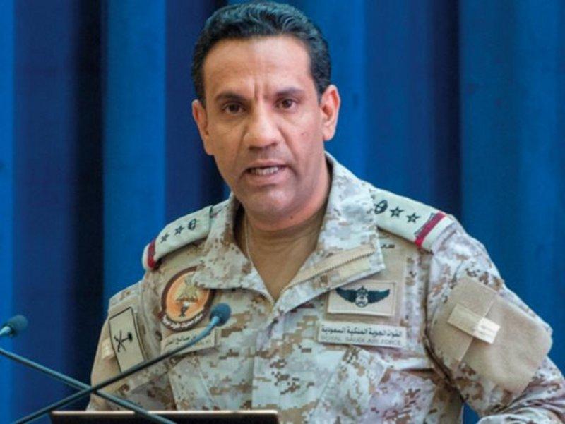 """""""التحالف"""": اعتراض وتدمير طائرة دون طيّار """"السادسة"""" أطلقتها الميليشيا الحوثية تجاه خميس مشيط"""
