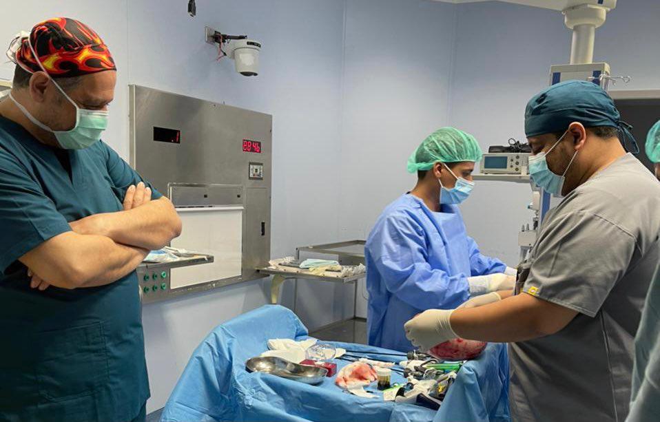 إجراء 48 عملية جراحة سمنة في مركز البدانة بالجوف