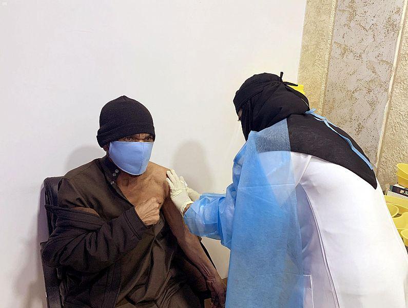 3000 جرعة لقاح كورونا قدمها مستشفى القوات المسلحة بالظهران