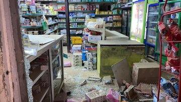 الدفاع المدني : سقوط مقذوف عسكري أطلقته الميليشيا الحوثية الإرهابية تجاه إحدى القرى الحدودية بمنطقة جازان