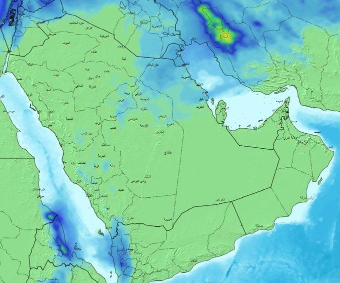 """""""الحصيني"""": أمطار على مناطق عدة خلال 48 ساعة مصحوبة برياح مغبرة وتذبذب في درجات الحرارة"""
