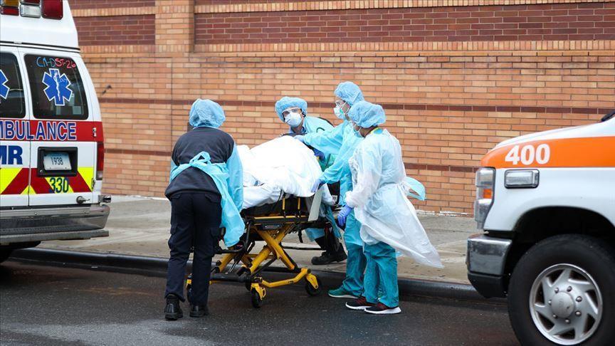 الولايات المتحدة تسجل 65,424 إصابة مؤكدة و 1,947 حالة وفاة بفيروس كورونا