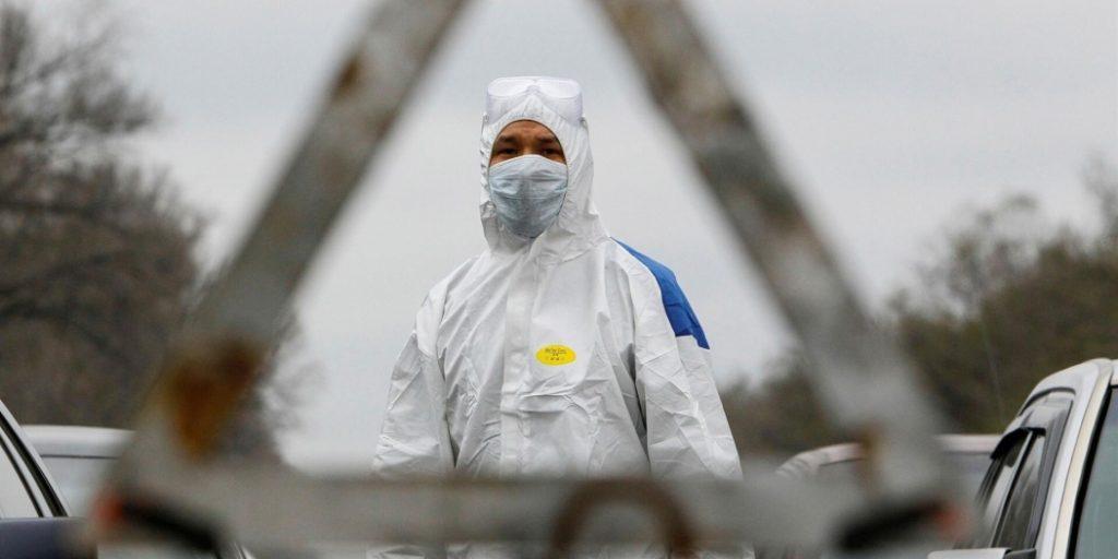 الولايات المتحدة تسجل 37,231 إصابة مؤكدة و733 حالة وفاة بفيروس كورونا