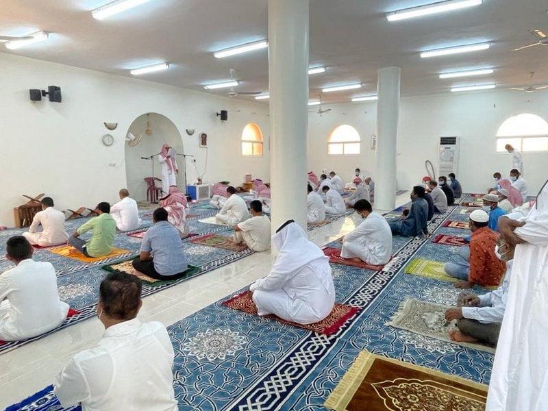 """""""الشؤون الإسلامية"""" تغلق 18 مسجدًا بشكل مؤقت في 6 مناطق"""