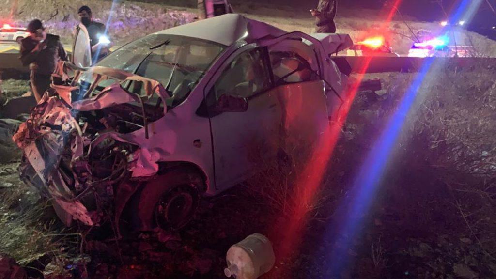 وفاة و4 إصابات في حادث تصادم بالعقيق.. هلال الباحة يباشر الحادثة