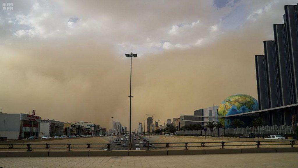 تعرف على حالة الطقس المتوقعة ليوم غدٍ الأحد على مناطق المملكة