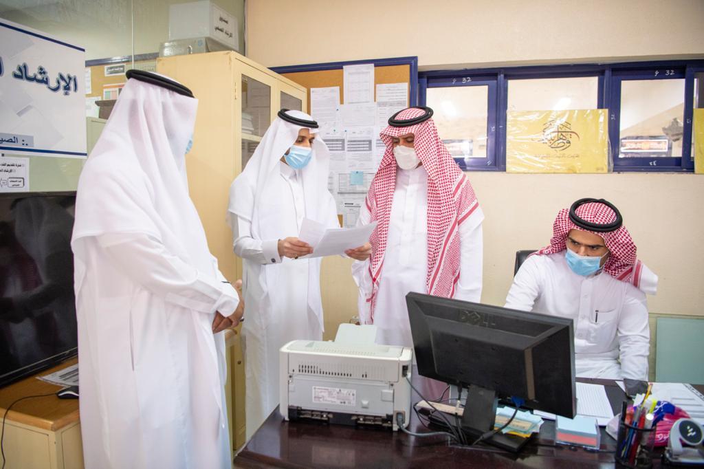 88 ألف طالب وطالبة بالمتوسطة والثانوية بالقصيم يؤدون اختبارات نهاية العام
