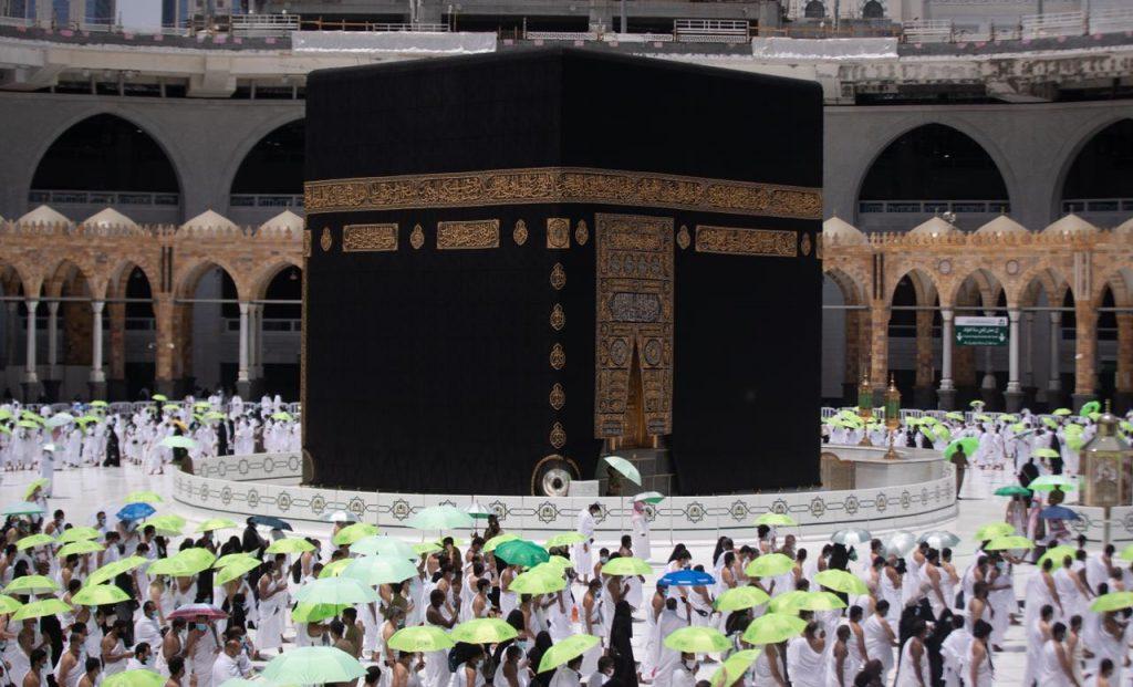 """الشؤون الإسلامية تطلق مبادرة """" ظل ووقاية """" لخدمة ضيوف الرحمن بمنطقة مكة المكرمة"""
