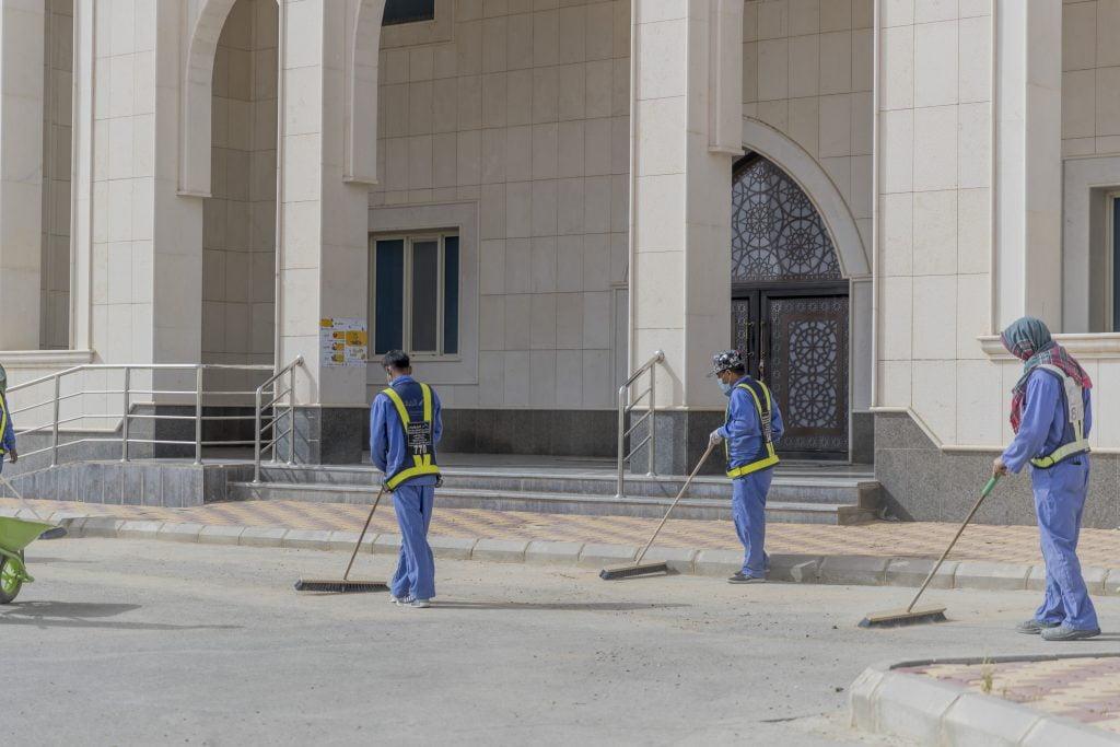 أمانة القصيم تعتمد خطة لتكثيف أعمال النظافة خلال شهر رمضان المبارك