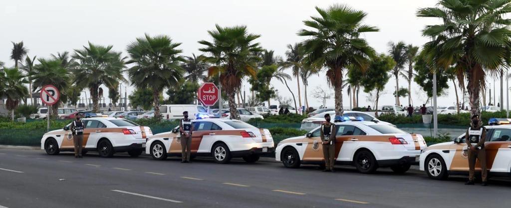 شرطة منطقة مكة المكرمة تضبط ( 10) أشخاص بمحافظتي جدة والطائف لمخالفتهم تعليمات العزل والحجر الصحي