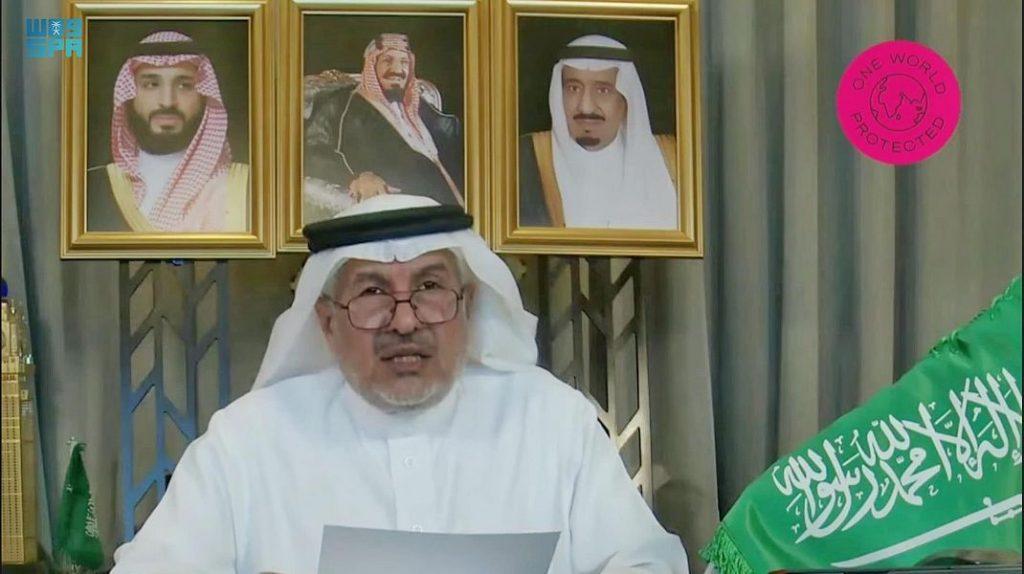 الربيعة: المملكة قدمت أكثر من 713 مليون دولار للمساهمة في مكافحة جائحة كورونا عالميا